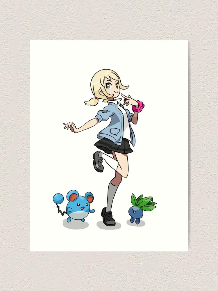 Pokeman trainer