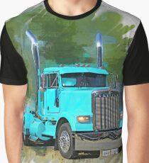 Kenworth Daycab Graphic T-Shirt