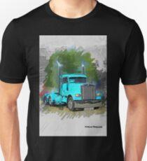 Kenworth Daycab Unisex T-Shirt