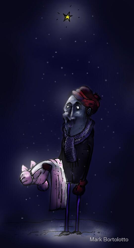 Upset John, wish upon a star by Mark Bortolotto