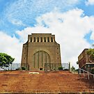 Voortrekker Monument by heinrich