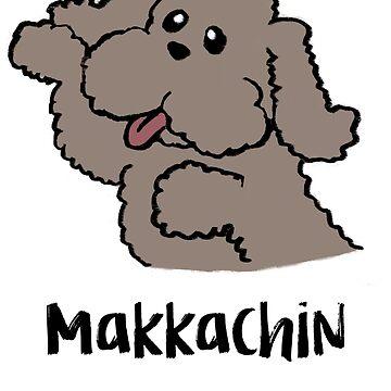Makkachin by pondlifeforme