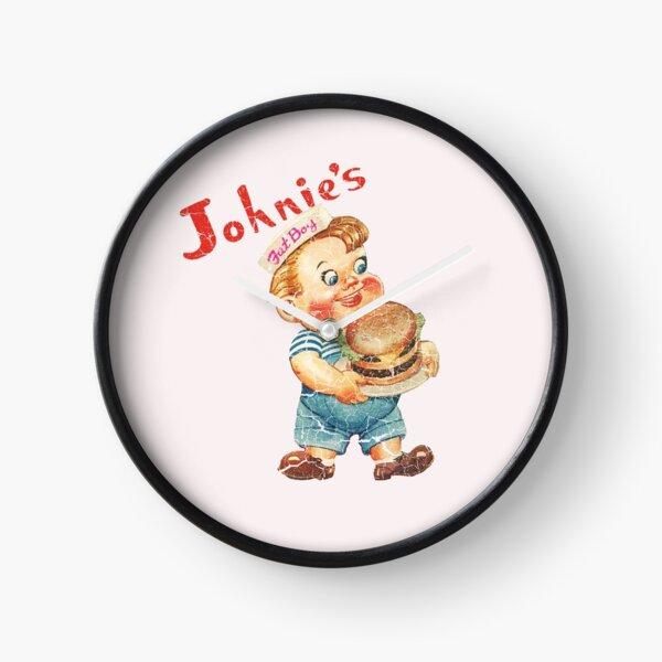 Mr. Carson's Obese Male Child Clock