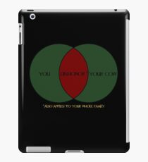 Dishonor iPad Case/Skin