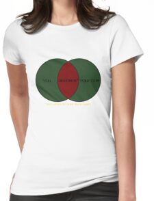 Dishonor Womens Fitted T-Shirt