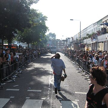 notting hill carnival-out of it by cameronbarnett
