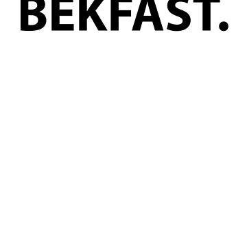 Bekfast by and89