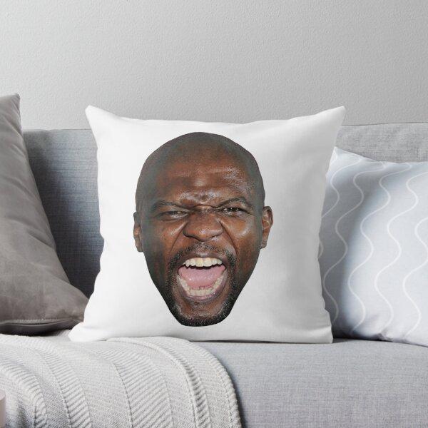 Terry Crews Throw Pillow