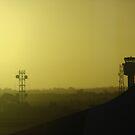 airport by Marina Hurley