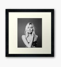 Mrs. Robbie Framed Print