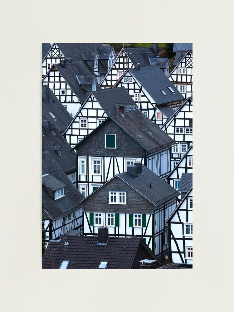 Alternate view of FREUDENBERG 02 Photographic Print