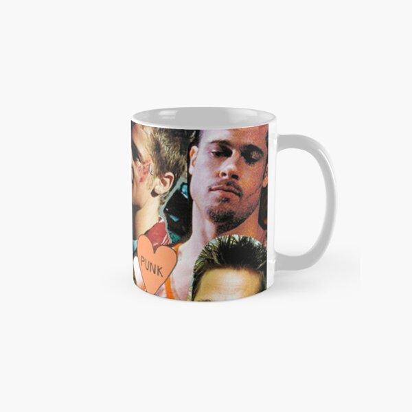 Brad Pitt modifier tumblr Mug classique