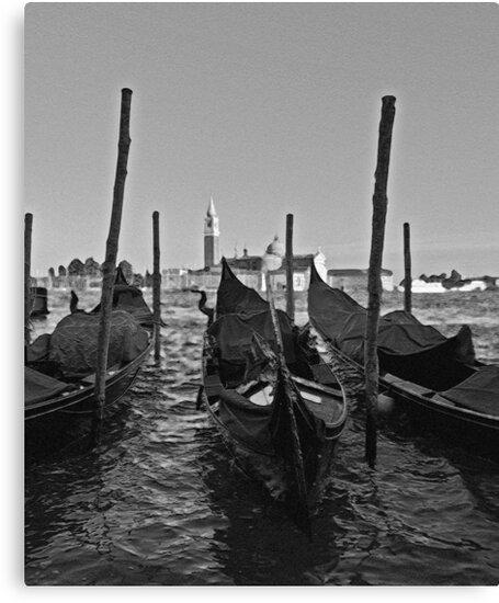 San Giorgio Maggiore - Venice by artshop77