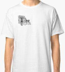 The - Spongebob Squarepants Classic T-Shirt