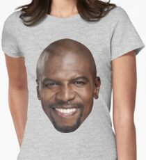 Terry! Womens Fitted T-Shirt