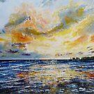 Studland Beach by Joe Trodden