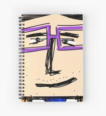 Geek Spiral Notebook