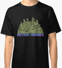 Action Movies Classic T-Shirt