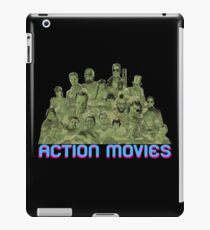 Action Movies iPad Case/Skin