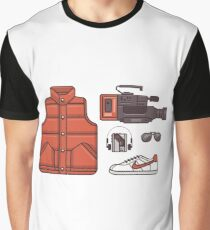 back to the future Graphic T-Shirt