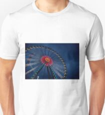 wheel of colour Unisex T-Shirt