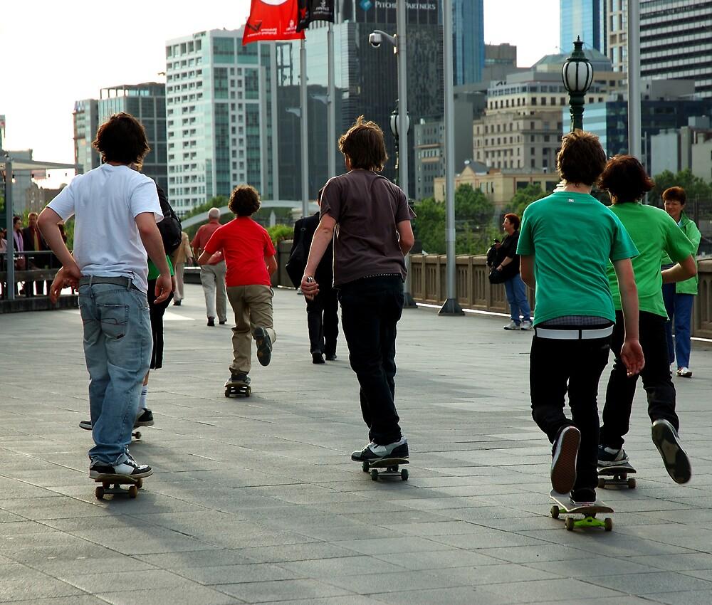 skaters by kenan
