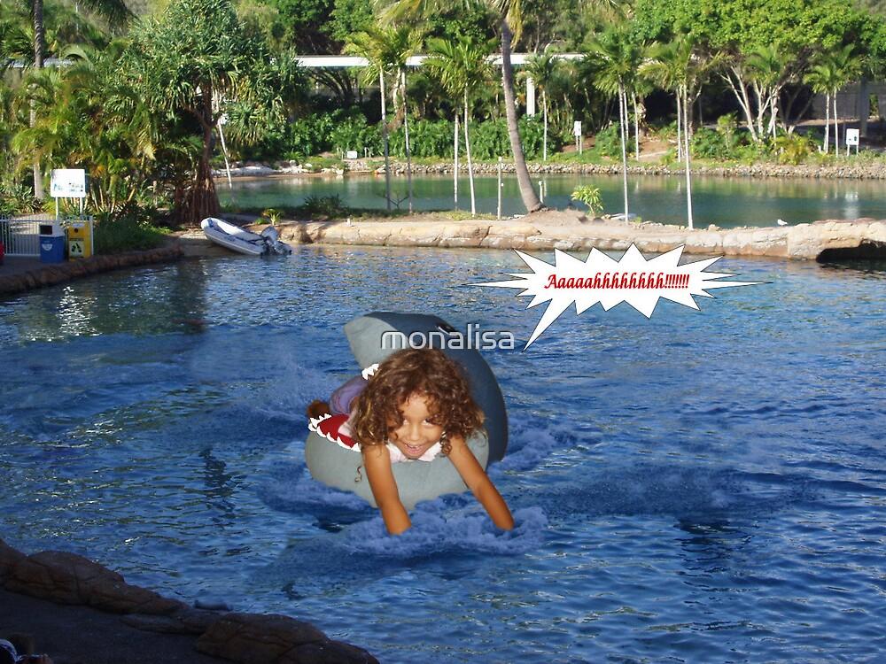 Watch out, Joooooo!!!!! by monalisa
