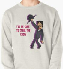 Steal The Show Pullover Sweatshirt