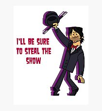 Steal The Show Photographic Print