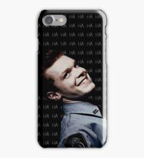 HAHAHAHAHAHAHA iPhone Case/Skin