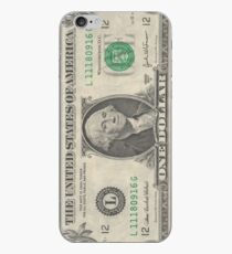 One Dollar Banknote iPhone Case