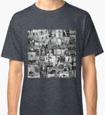 Hilarious Vintage Fitness Workouts Classic T-Shirt