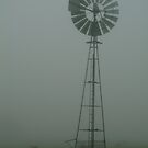 Windmill ,Macendon Ranges by Joe Mortelliti