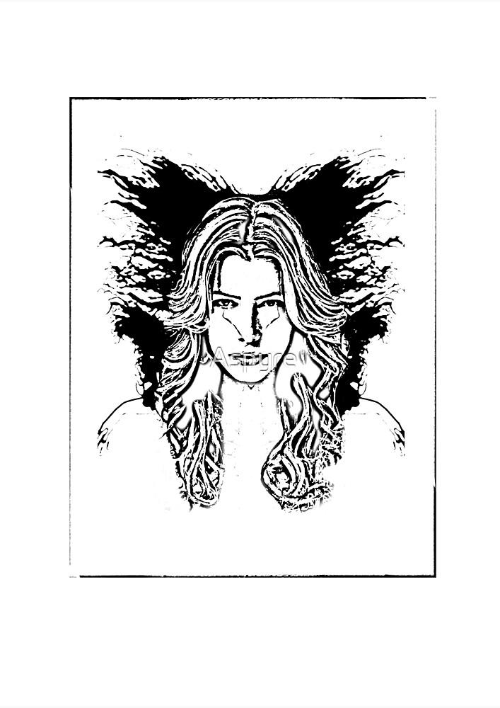 portrait w001.1 by Aspyre