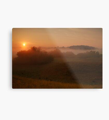Otway Sunrise Metal Print