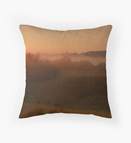 Otway Sunrise Throw Pillow