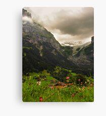 Jungfrau Canvas Print