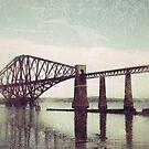 Forth Rail Bridge by Steve Falla