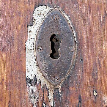Oval Keyhole: Mdina Malta by dgatt