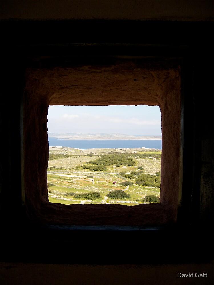 View from St Agatha's by David Gatt