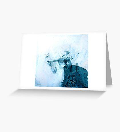postcodes11 Greeting Card