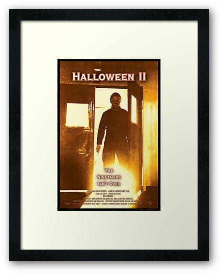 Halloween II by Michael Donnellan