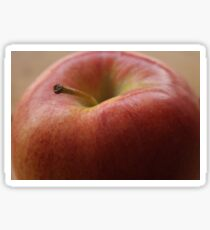 Apple Close-up Sticker