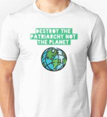 Destroy Patriarchy T-Shirt