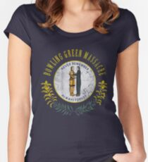 Bowling Green Massacre Never Remember Never Forget Women's Fitted Scoop T-Shirt