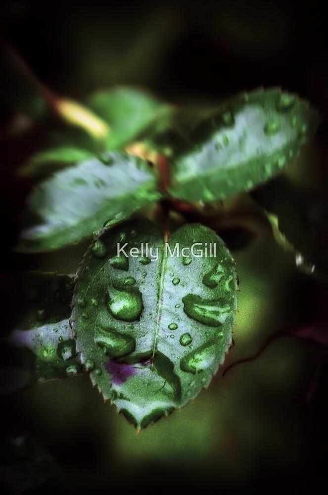 Green Leaf by Kelly McGill