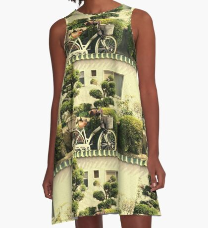 Seemingly A-Line Dress