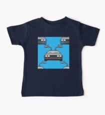 blue Delorean Kids Clothes