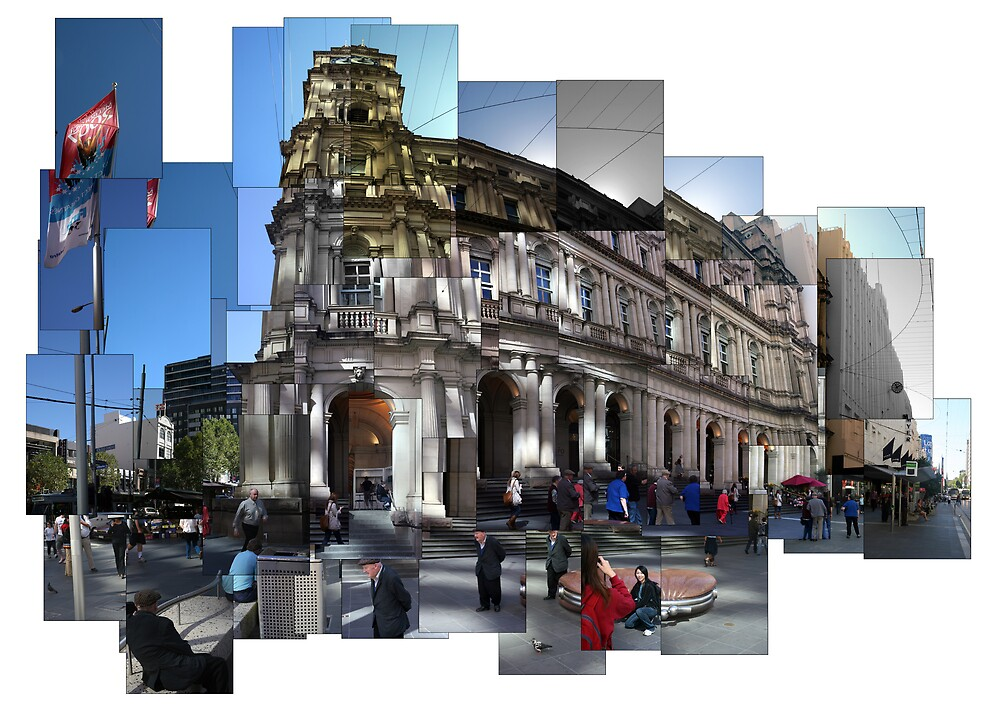 Fragments of the GPO by Chris Zissiadis