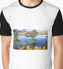 Autumn Overlook Graphic T-Shirt